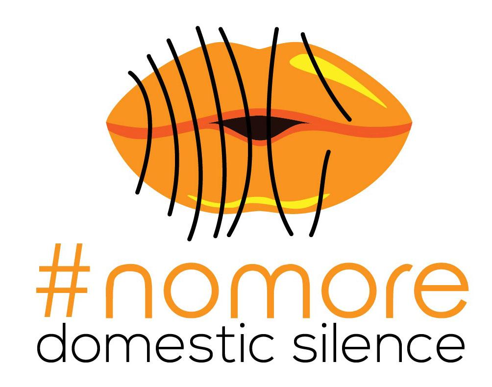 #nomoredomesticsilence